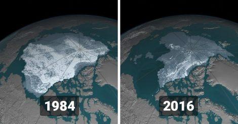 изменения на нашей планете