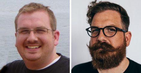 Они решили отрастить бороды