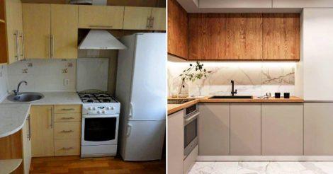 Выбор углового кухонного гарнитура