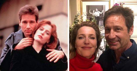 Пары из знаменитых телесериалов