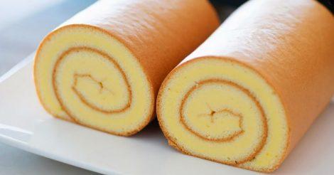 Базовый рецепт бисквита