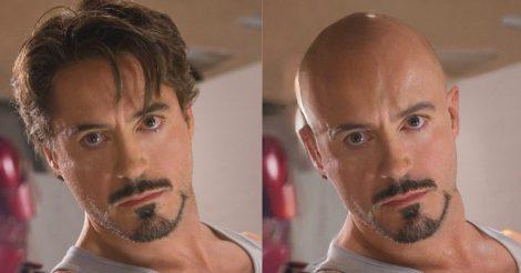 персонажи фильмов без волос