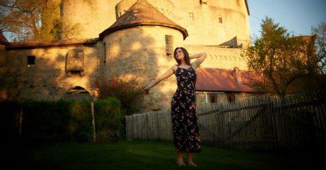 Жизнь в средневековом замке