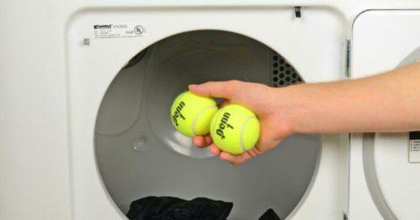 теннисные мячи в стирку
