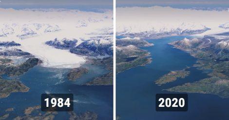 изменилась наша планета