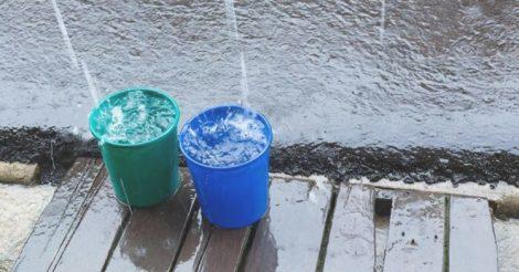 собирать дождевую воду