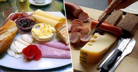 Эталонный завтрак