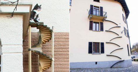 Маленькие лестницы