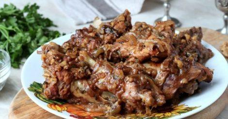 гурули из курицы
