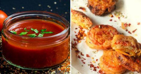 5 блюд из помидоров