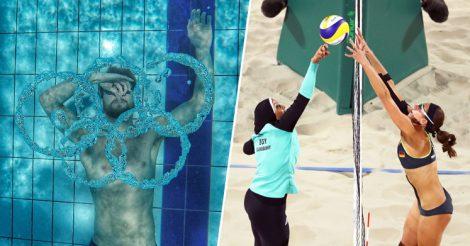 участники Олимпиады в Токио
