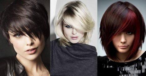 техники окрашивания коротких волос
