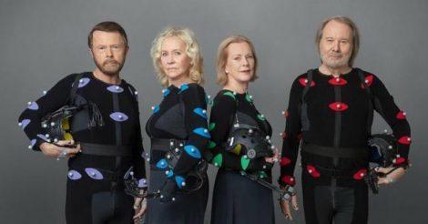 Группа ABBA возвращается