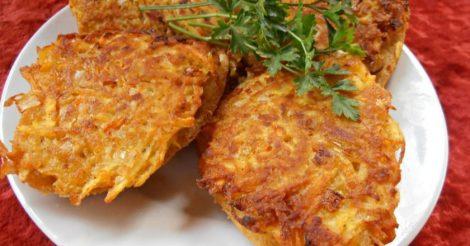 бутерброды «Барышня-крестьянка»