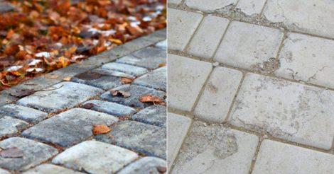 тротуарная плитка через 50 лет
